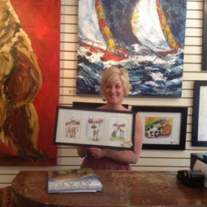 Canmore Art Galleries : Arty Farty