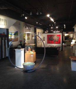 Canmore Art Galleries : Elevation Gallery