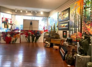 Canmore Art Galleries : Fallen Leaf Gallery