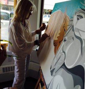 Canmore Art Galleries : Silver Tip Studio