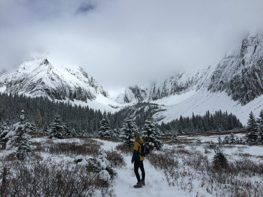 Canmore hike
