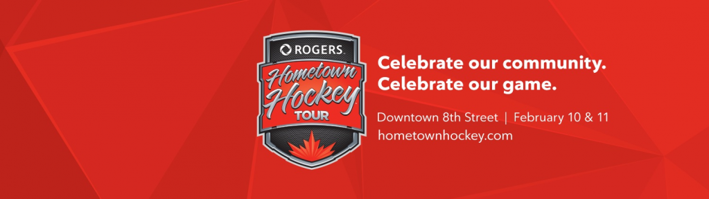 Canmore Rogers Hometown Hockey